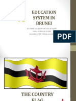 Education System in Brunei
