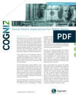 Social Media Imperatives for Retail Banks