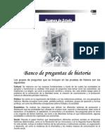 Historia Examen Prueba Icfes Saber 11o