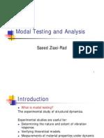02-Modal Testing and Analysis