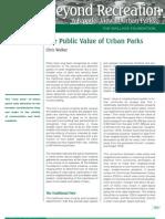 Urban Parks 2