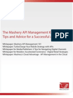 Mashery API Management Kit
