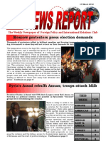 News Repor Volume 6 Issue 12