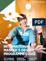 IMDP 2012 Brochure