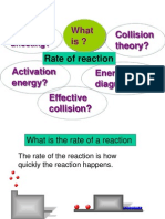 Rate of Reaction Teacher==Edited