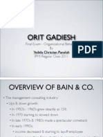 Orit Gadiesh_IPMI Yedida
