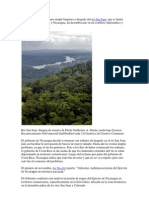 Nicaragua y Costa Rica