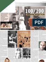 100 Iconic Indian Movies - Harishchandrachi Factory