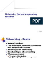 4.2 Networking