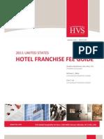 HVS - 2011 Franchise Fee Guide