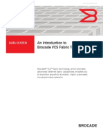 Brocade - Introducing Brocade VCS WP