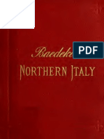Italy; Handbook for Travellers (Volume 1) - Karl Baedeker (Firm) 1900