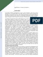 DB L Invention Des RI Pour Sc H