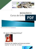 Aula 1- Introdução a bioquimica