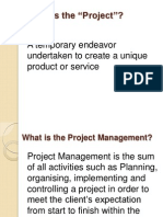 Seminar - Presentation