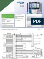 Nokia X3-02 RM-639 Schematics v1.0 No Sek