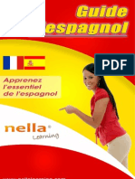 Guide d'espagnol pour débutants