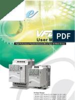 VFD E Manual