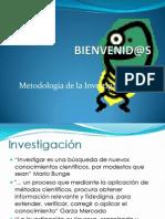 Metodolog+¡a de la Investigaci+¦n