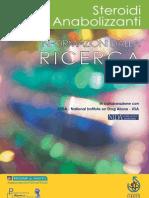 Steroidi Anabolizzanti In collaborazione con NIDA - National Institute on Drug Abuse - USA