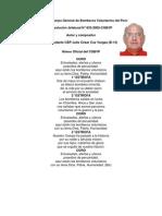 Himno del Cuerpo General de Bomberos Voluntarios del Perú