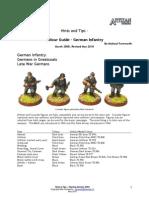 Farnworth Colours German Army WW2 100525