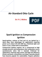 Air Standard Cycles