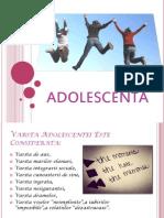 ADOLESCENTA