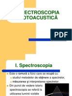 spectroscopia fotoacustica