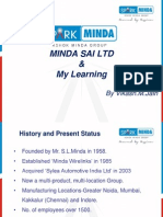 Final- Minda Sai Ltd