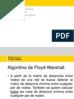 Floyd Warshall Algorithm(1)