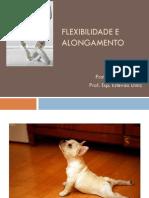 Flexibilidade e Alongamento Curso 2012