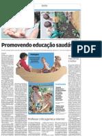 Artigo Jornal a Tribuna 081210