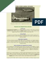 La Segunda Guerra Mundial; Resumen