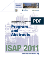 ISAP2011 Program Abstracts