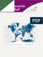 Comunicacion y Sociedad Ndeg 17 - 2011 - Universidad de Guadalajara