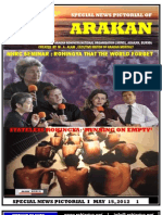 Special News Pictorial of Arakan on Rohingya
