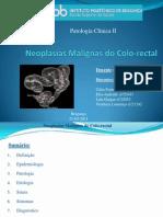 Tumores Malignos Do Cancro Colo Rectal