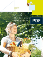 Brochure Sustainable Shopping Basket
