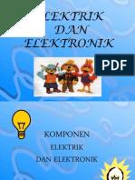 1.4 Elektrik Dan Elektronik (Alatan Tangan)