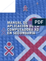 Manual Tecnico XO 1.5 Secundaria