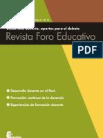 5_Revista Foro Educativo 14