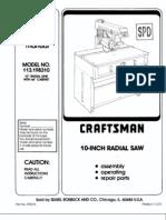 113.198310 Radial arm