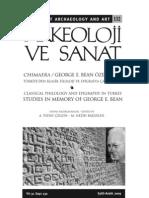 Bülent Öztürk, New Inscriptions from Karadeniz Ereğli Museum I, 132 (2009) 129-138 [with İ. F. Sönmez]