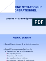 Strategie Marketing Cycle Vie