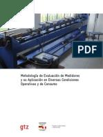 Publicación Estudio de Medidores PMRI