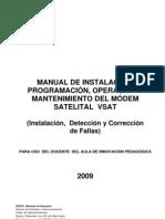 Manualdelmodemsatelitalvsatversion03 a 2009 091215162859 Phpapp02