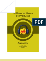 Audacity Volume 1