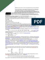 Belajar Teori Fibonacci