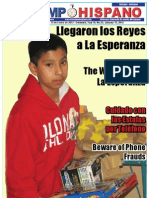 El Tiempo Hispano - Edición 13 de Enero 2012